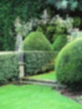 Garden rose arch, victorian restoration, iron arch, metal arch, steel arch, adrian payne, little hampden forge