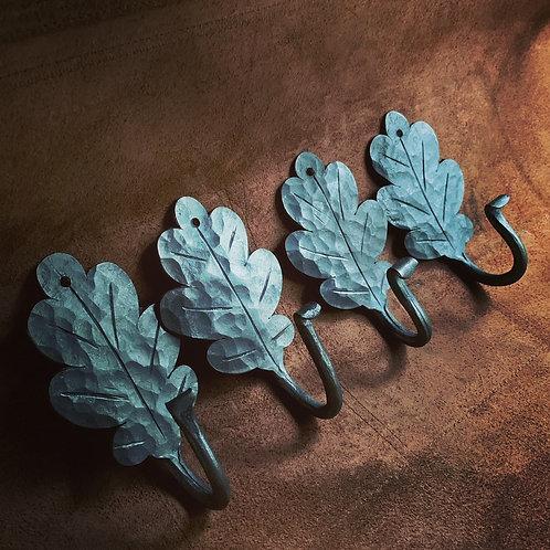 Oak Leaf Hooks