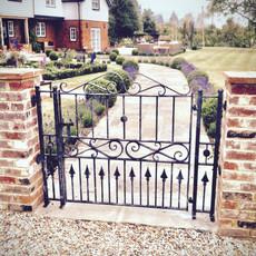 009 Small Garden Gate
