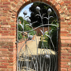 004 Artichoke Gate