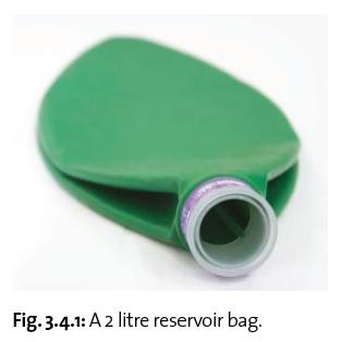 Reservior bag