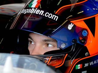 Correrá Vilalta en la FIA F4 NACAM en el GP de México
