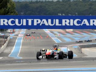 Vilalta se repone a contacto inicial y logra terminar en Paul Ricard