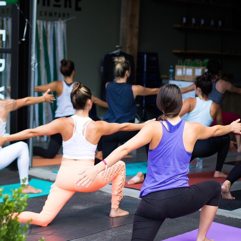 Hatha Yoga Class Launch