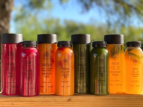 3 DAY CLEANSE (8oz)