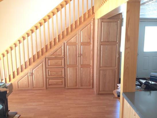 Under Stair Cabinets