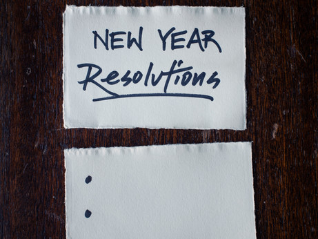 10 TIPS ON HOW TO KEEP YOUR NEW YEAR'S RESOLUTIONS