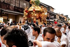 祇園の神輿