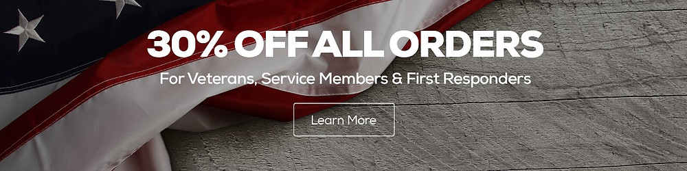 Military and First Responders Save 30% at Fanatics