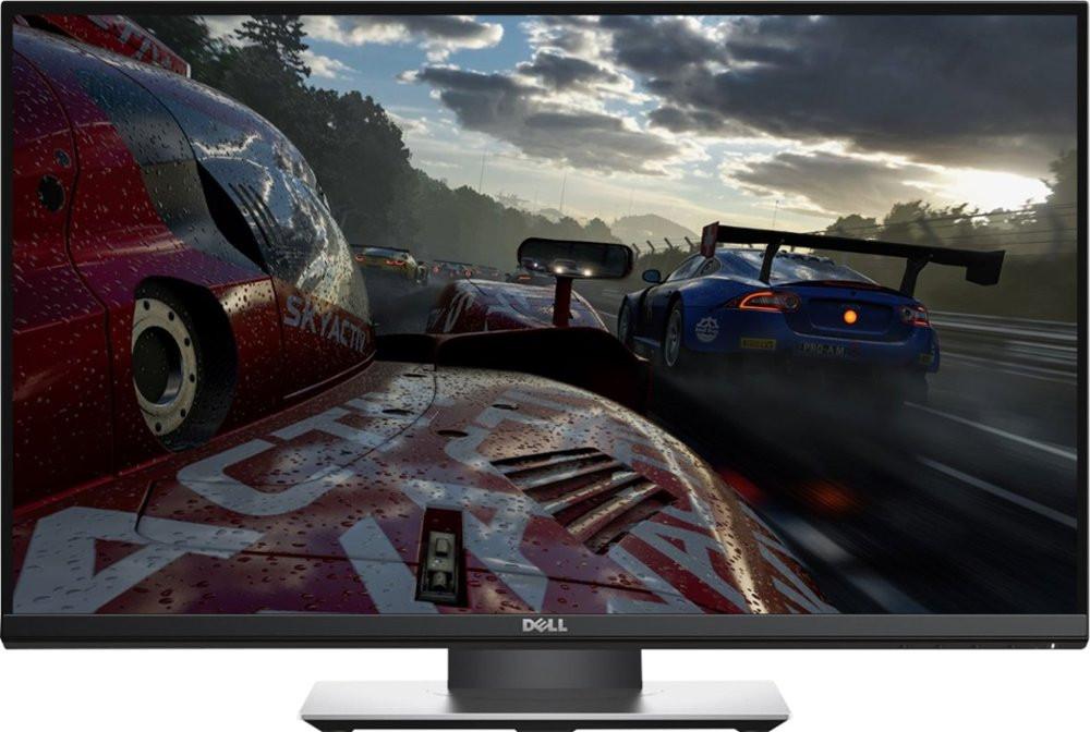 """Dell - 24"""" LED QHD G-SYNC Monitor - Black"""