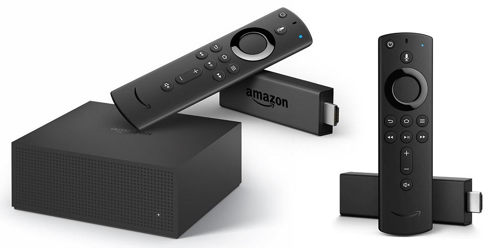 Amazon Fire TV fire stick Fire cube Streaming netflix hulu sports prime video