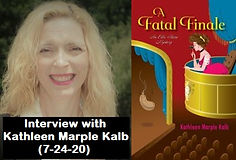 Kathleen and cover for Guest Author page