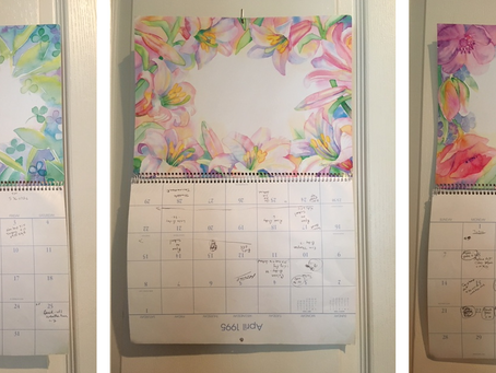 The Calendar That Predicted My Husband's Death