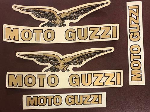 Adhesivos Moto Guzzi