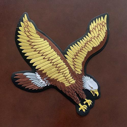 Bordado Aguila Garras
