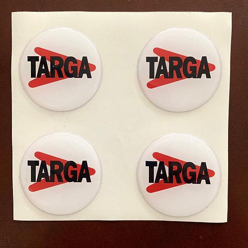 adhesivos relieve Targa coche