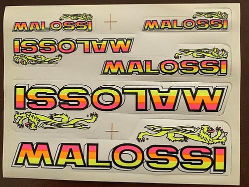 Adhesivos recortados Malossi