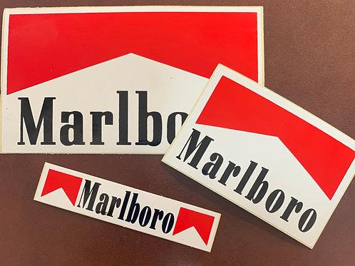 Pegatinas Marlboro