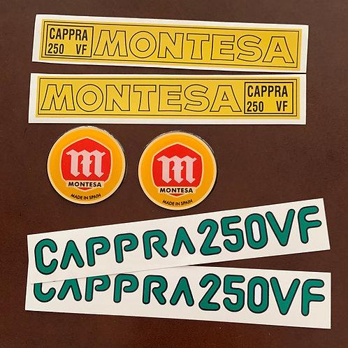 adhesivos clásicos Montesa Cappra 250VF