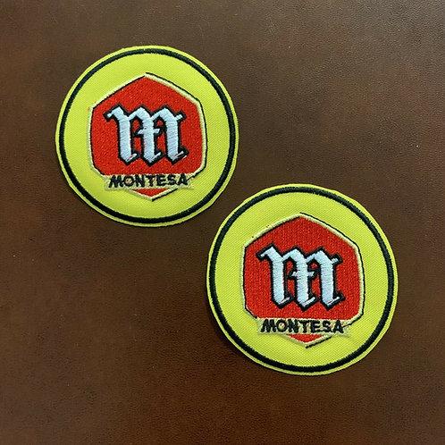 bordado logo Montesa