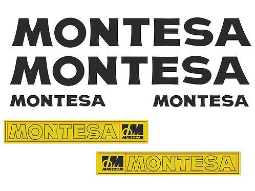 kit pegatinas Montesa Enduro