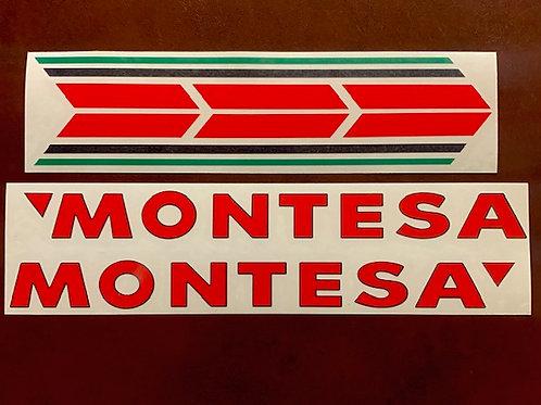 vinilo vintage Montesa Cappra