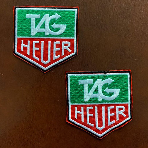 bordado anagrama Tag Heuer