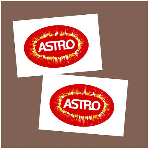 etiquetas astro clásicas
