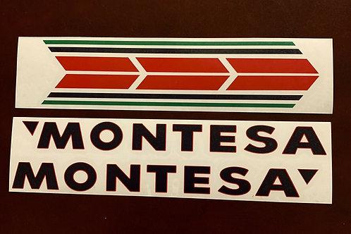 Pegatinas Moto Montesa Cappra