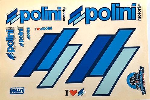 Kit Polini Motori pegatinas