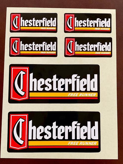 Kit adhesivos Chesterfield