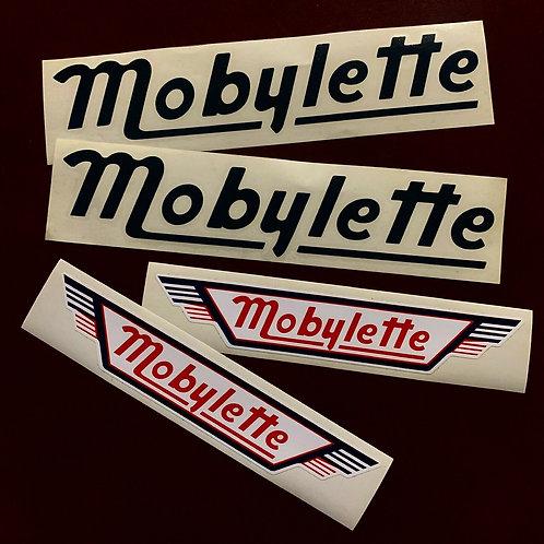 adhesivo moto Mobylette