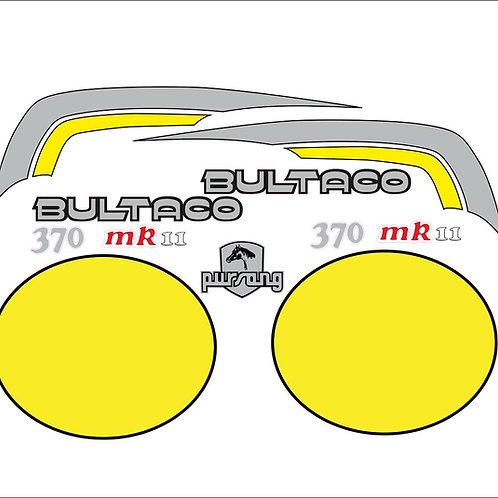 kit bultaco pursang 370