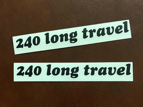 adhesivos moto long travel 240