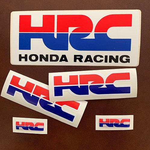 Honda moto pegatinas clásicas