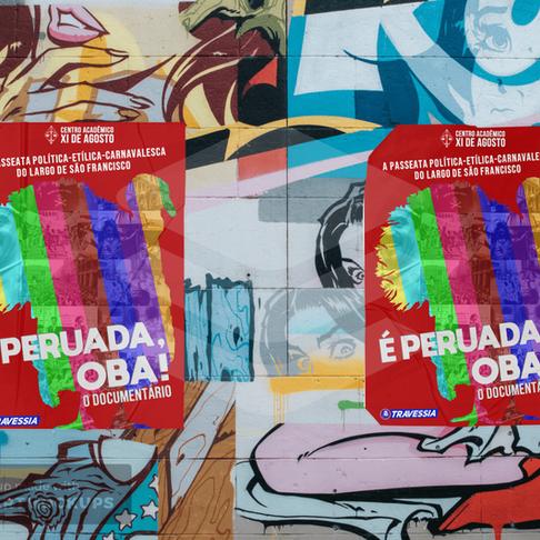 Documentário sobre a Peruada é lançado pelo XI de Agosto