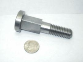 threaded squared bolt