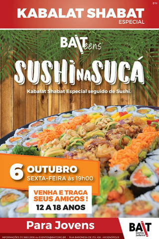 Baiteens - Sushi na Sucá