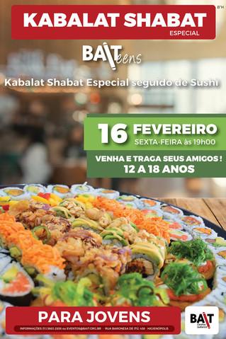 Kabalat Shabat - Baiteens