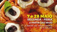 Pizza Bait / Bráz - maio
