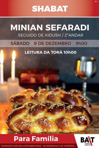 Minian Sefaradi