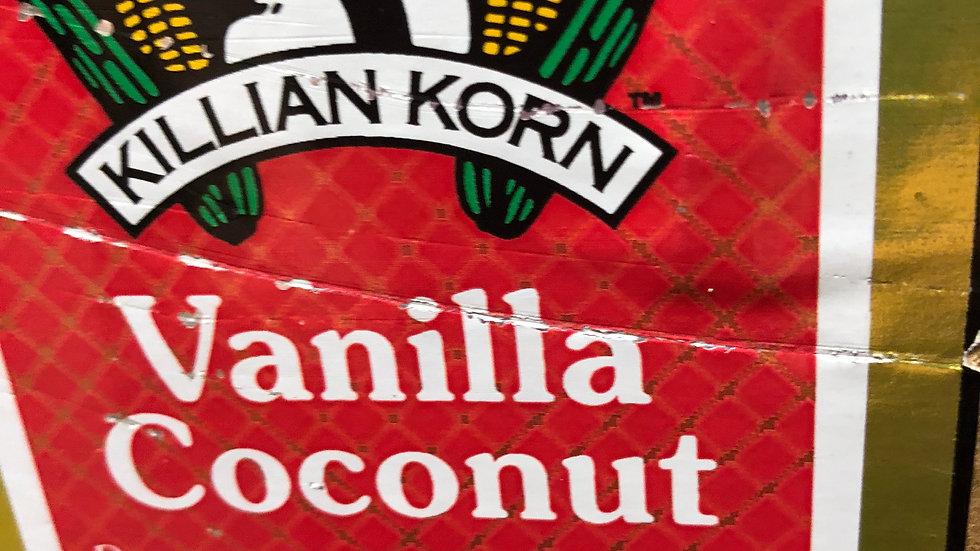 Vanilla Coconut Popcorn