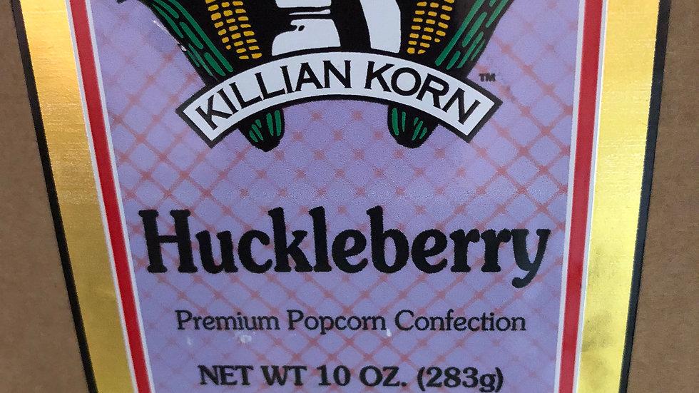 Huckleberry Popcorn