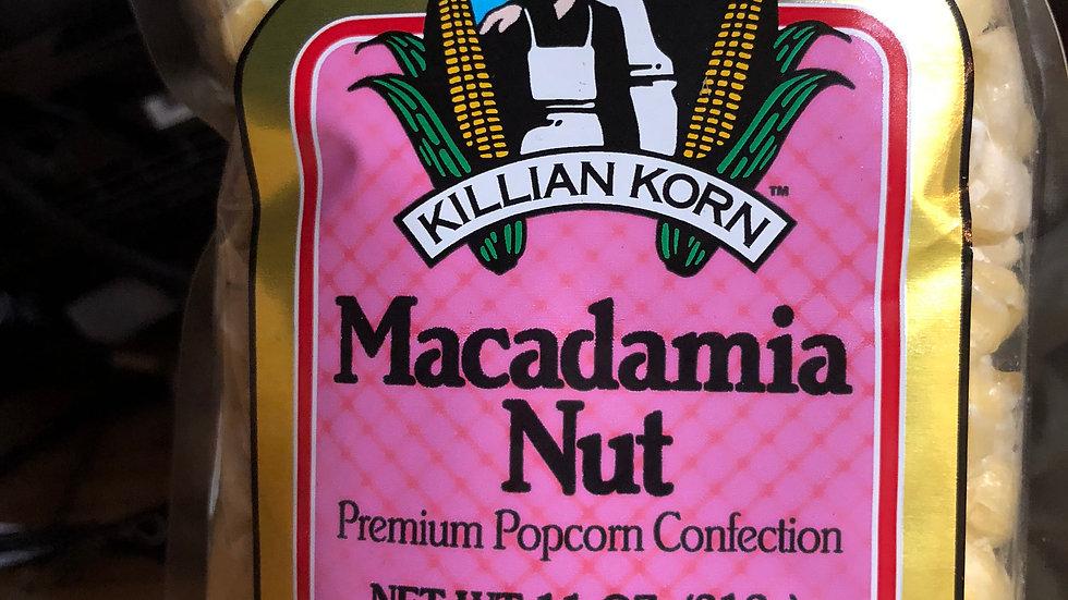 Macadamia Nut Popcorn