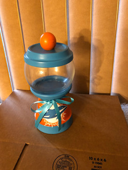 Miami Dolphins Candy Dish