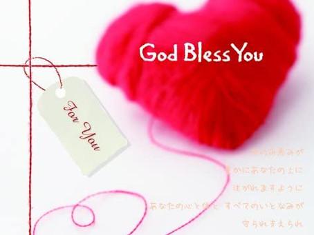 「God Bless You」編 神の恵みとその裏話 ⑥
