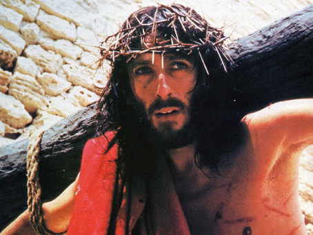 映画「ナザレのイエス」編 神の恵みとその裏話⑭