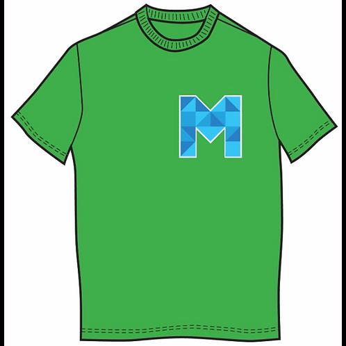 Green Logo Tshirt
