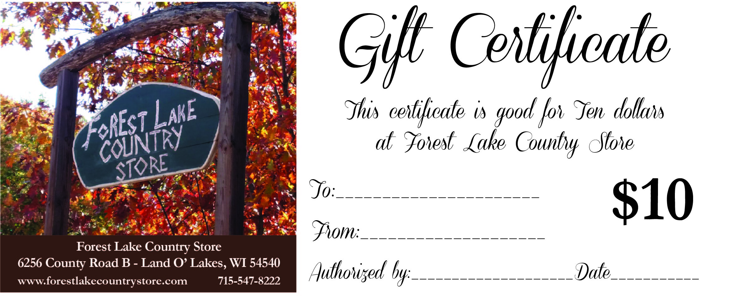 190123-Gift-certificate-Forest-lake-coun