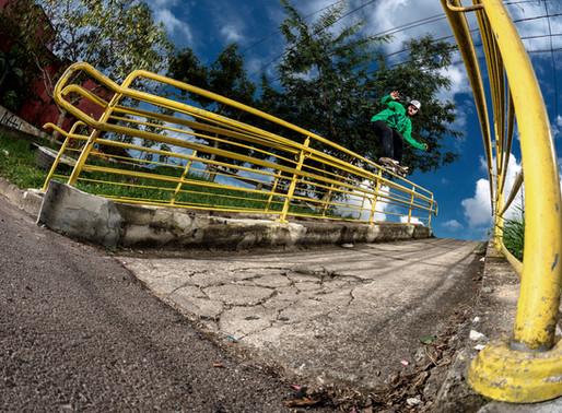 Bruno Kbelo na CemporcentoSkate #185